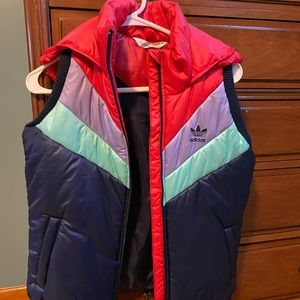 Adidas Small Puffer Vest